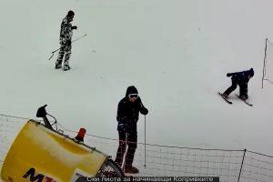 Време за ски на Копривките