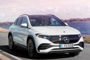 Mercedes-Benz, модел EQA