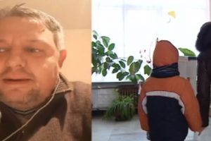 Милко Божанков настоява за присъствено обучение, кадър Bulgaria ON AIR