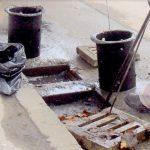 Почистване на шахта - дъждарка в Пловдив