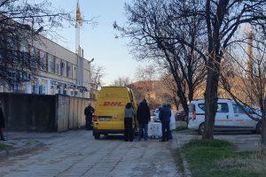 И втората доза ваксини вече е в Пловдив.