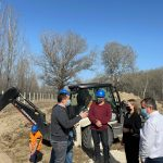 Изграждането на дублиращите кладенци за Брестовица започна.
