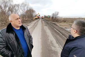 Борисов и Нанков на инспекция