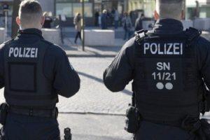 Полицията в Берлин е накрак архив