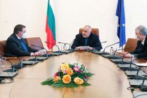 Отивате по регионите в страната, за да наблюдавате процеса лично, каза Бойко Борисов