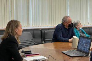 Каназирева участва в онлайн заседанието с вицепремиера Николова