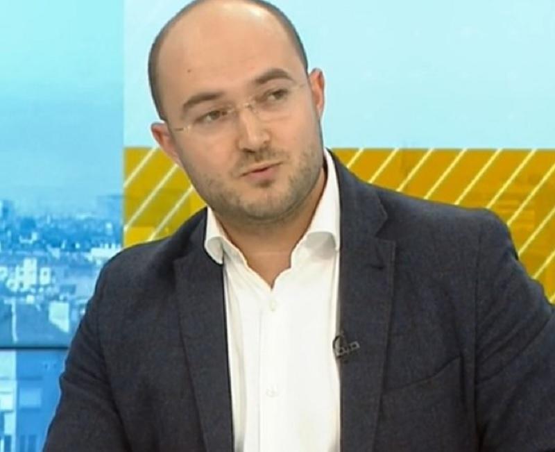 Георги Георгиев, председател на Комисията по финанси в СОС