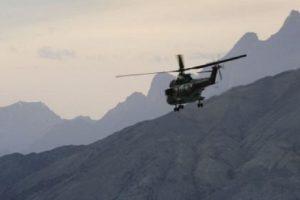 Спасителен хеликоптер. архив