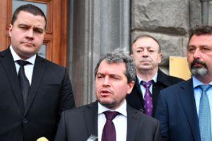 Очаква хората да гласуват масово, каза Тошко Йорданов
