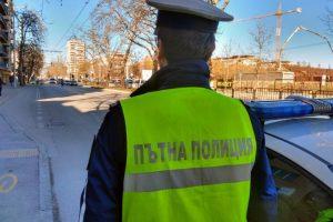 КАТ-Пловдив в акция на пътя