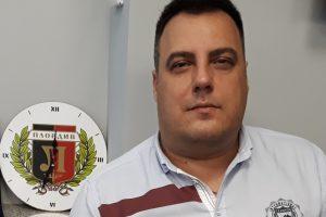 Костадин Язов е заклет привърженик на Локомотив Пд