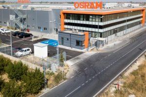 Заводът на Осрам