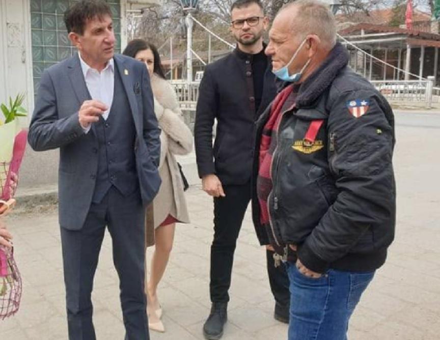 Георги Мараджив показа какво е свършено в Община Стамболийски