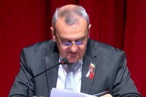 Председателят на Общинския съвет Александър Държиков