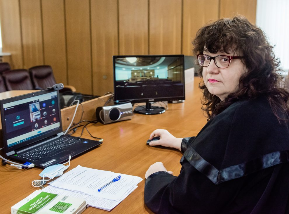 Съдия Галина Арнаудова