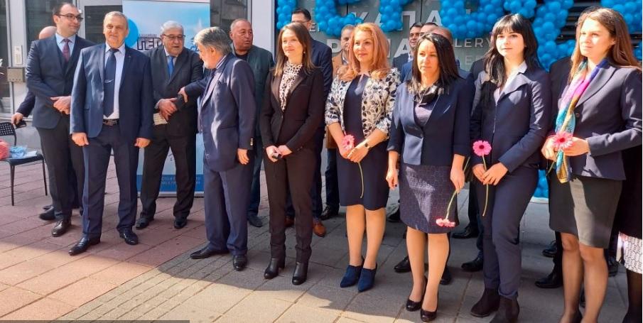 Кандидатите за депутати на ГЕРБ от Пловдив.