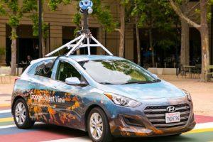Автомобилите на Google Street View