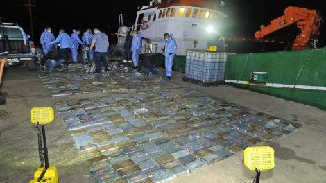 Акцията по задържането Снимка: Сн.: Western Cape SAPS
