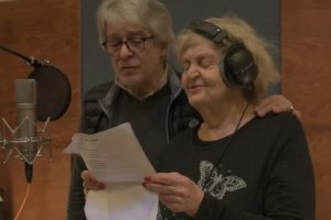 Татяна Лолова и Орлин Горанов пеят за любовта