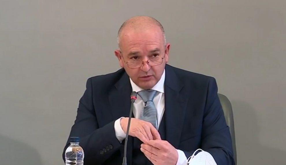 Ген. Венцислав Мутафчийски