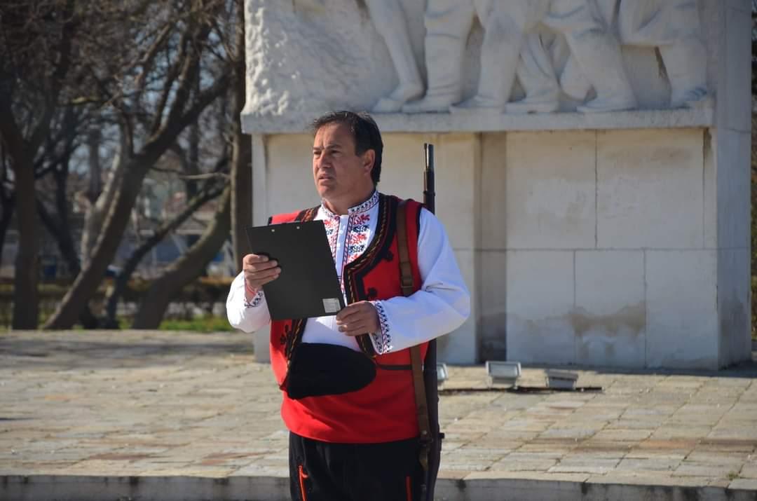 Кметът на Съединение Атанас Балкански