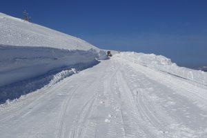 Проходът Троян-Кърнаре вече е затворен.