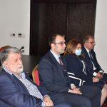 Кандидатите на ГЕРБ за народни представители на среща с дейци на културата.