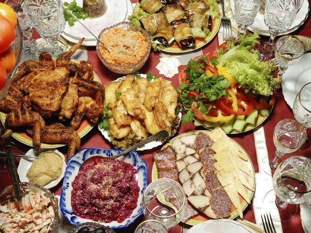 За последно се яде месо преди Великден