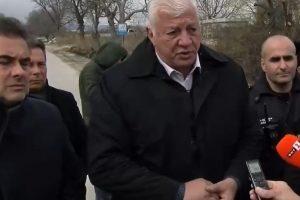Здравко Димитров ще настоява пред АПИ сроковете на ремонта да бъдат съкратени.