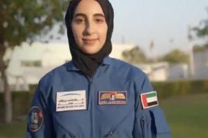 Нура ал Матруши, астронавтката на ОАЕ