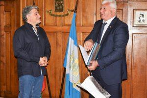 Хосе Кура и Здравко Димитров