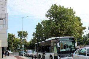 """Движението на кръстовището на """"6 септември"""" и """"Цариградско шосе"""" ще бъде затруднено."""