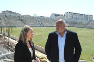 Борисов и Каназирева отново ще са водачи на листите в Пловдив и областта.
