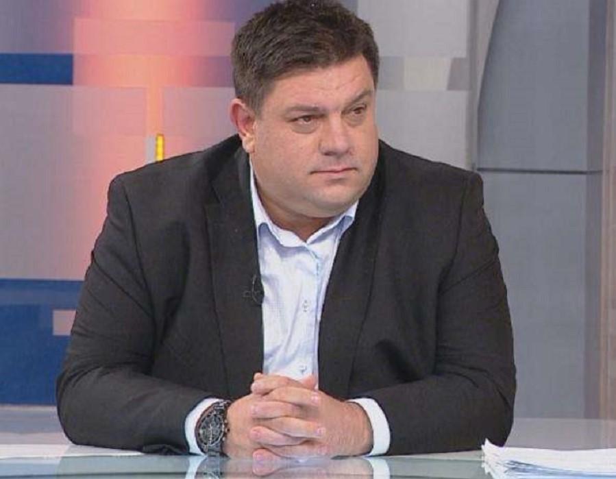 Атанас Зафиров, БСП