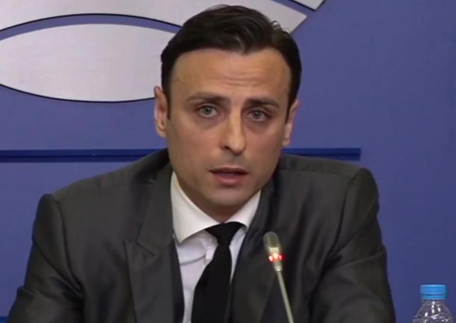 Димитър Бербатов обяви кандидатурата си за президент на БФС.