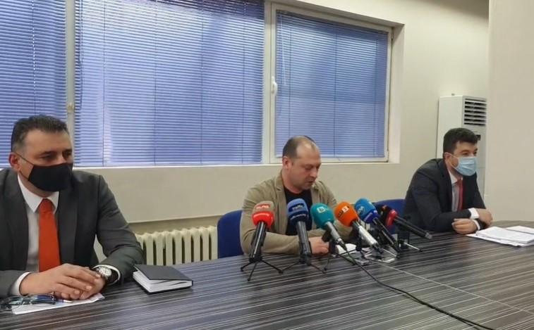 БОП и прокуратурата дадоха подробности за прането на пари.