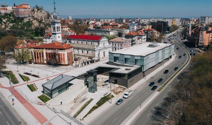 Епископската базилика на Филипопол