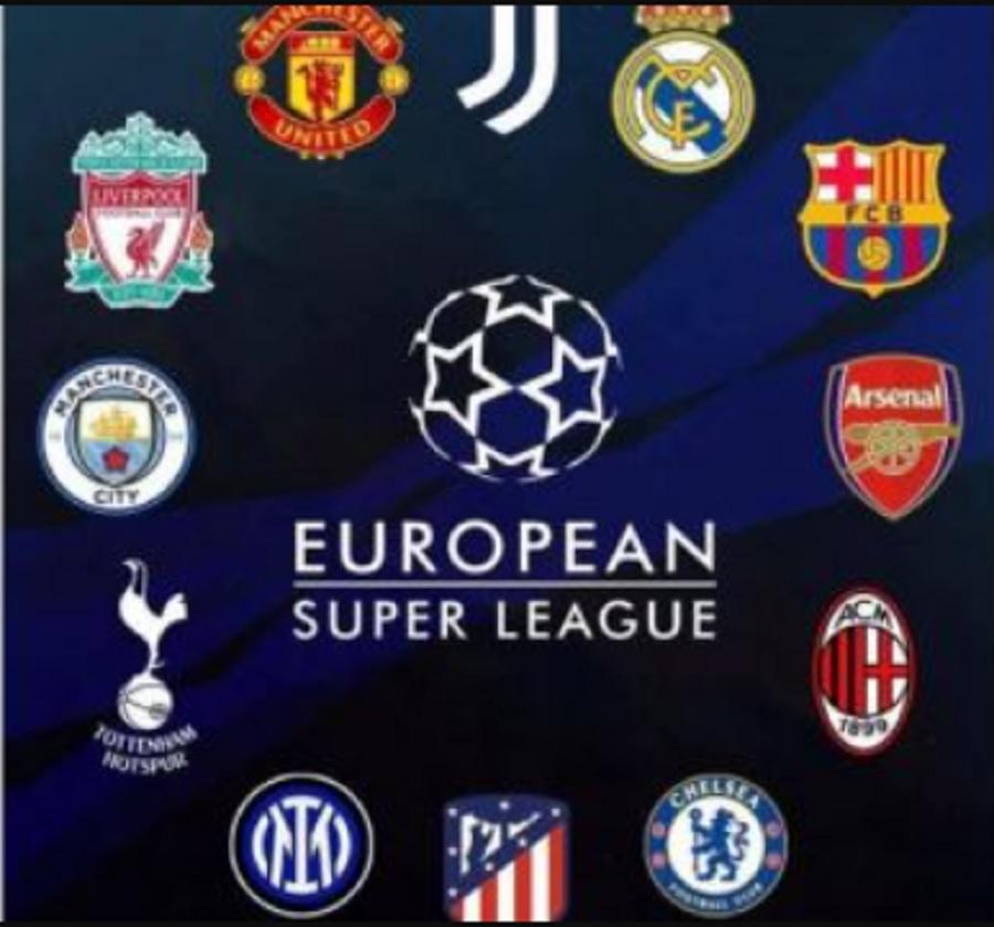 Така трябваше да изглежда първоначалният формат на Европейската Суперлига