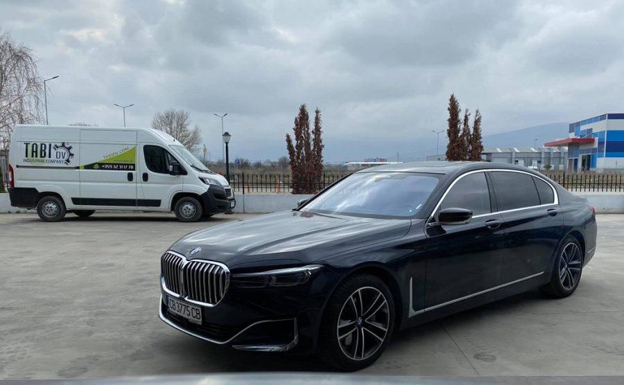 Гордостта на Венко: BMW 750LD, базов модел струва около 200 бона