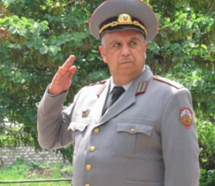 Полковник Лъчезар Мишев