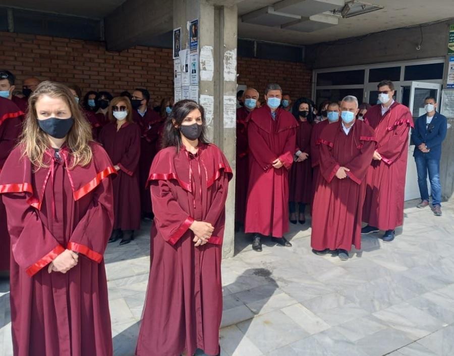 Прокурорите от Пловдив също са на мълчалив протест