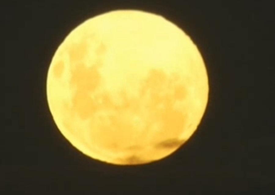 Супер Луната
