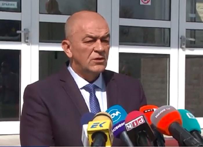 Старши комисар Тодор Гребенаров