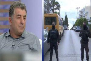 Въоръжени полицаи патрулират из Атина след убийството на Карайвас