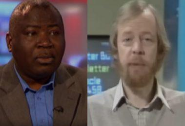 Гай и Гай Кадри: BBC