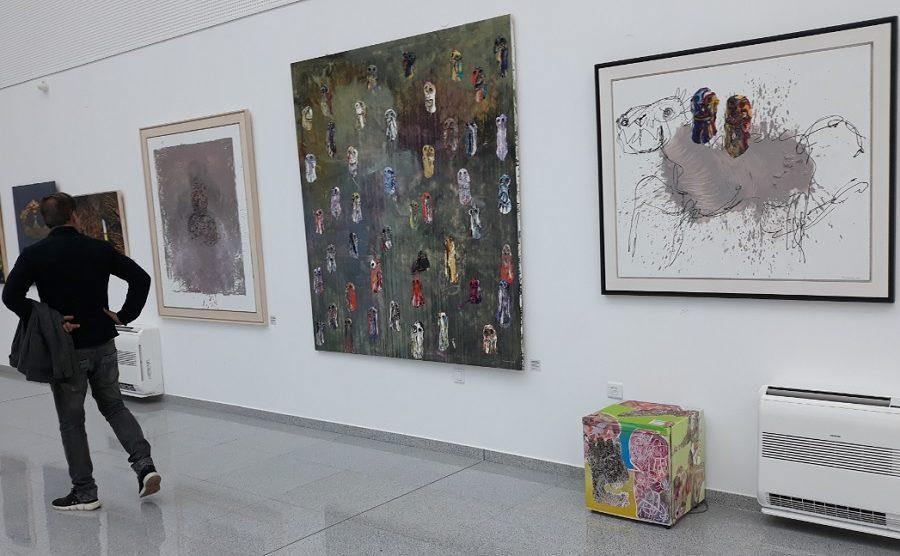 """Изложбата на младите художници в """"2019"""""""