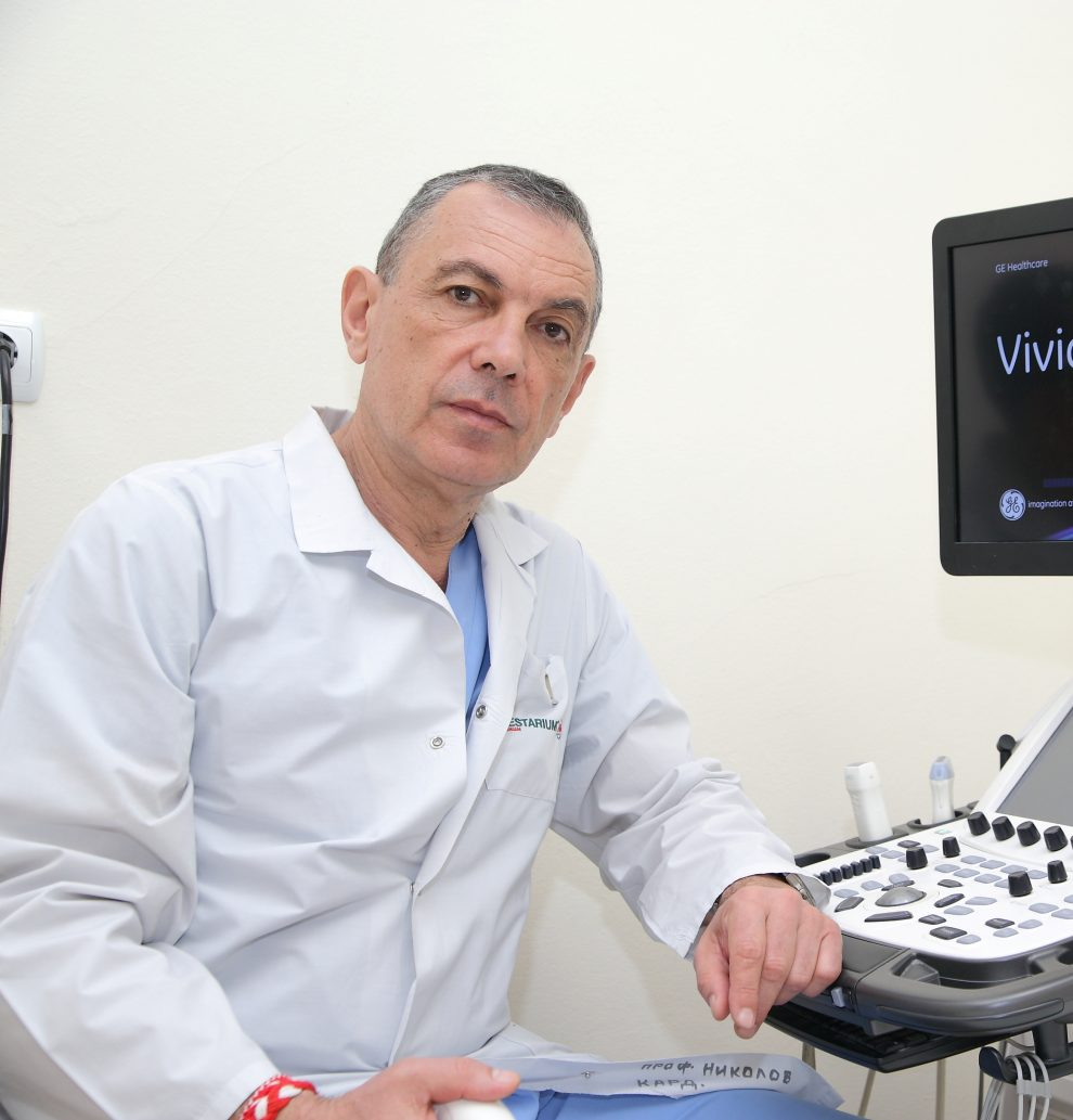 проф. д-р Федя Николов