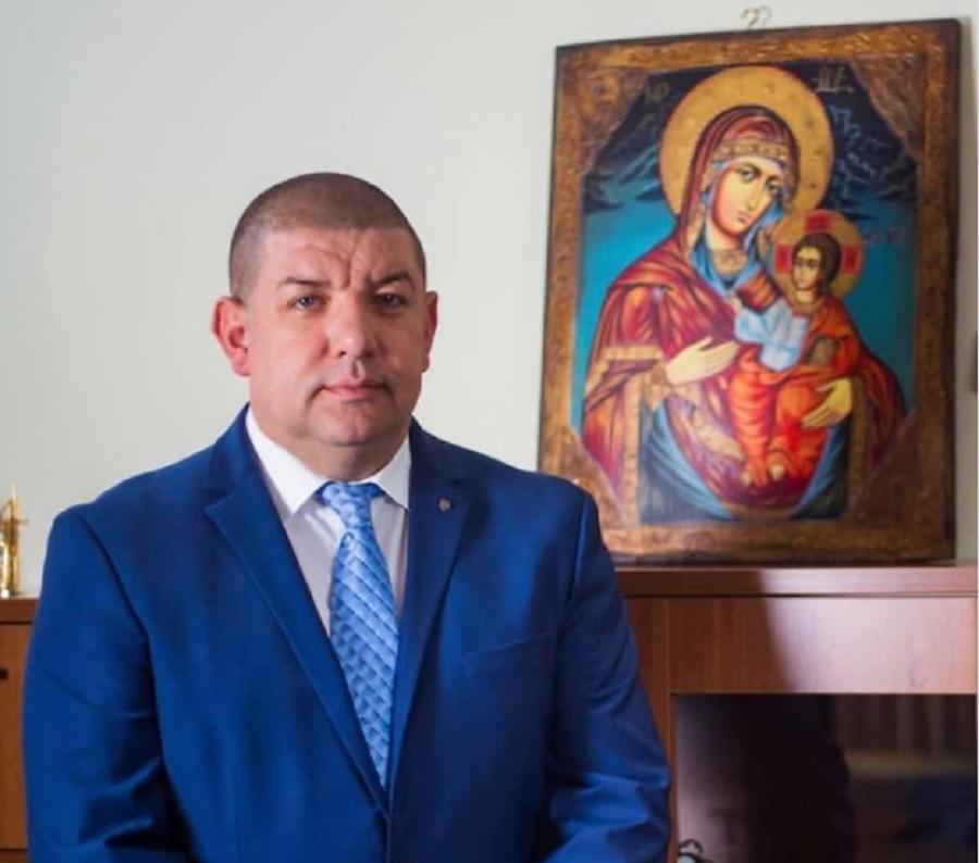 Атанас Калчев, кмет на Община Кричим