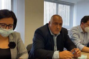 Борисов се появи, след като мълча около две седмици