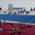 Събитието завърши с ефектни демонстрации на майсторско управление на различни видове дронове